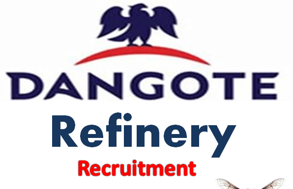 Dangote Refinery Recruitment 2018