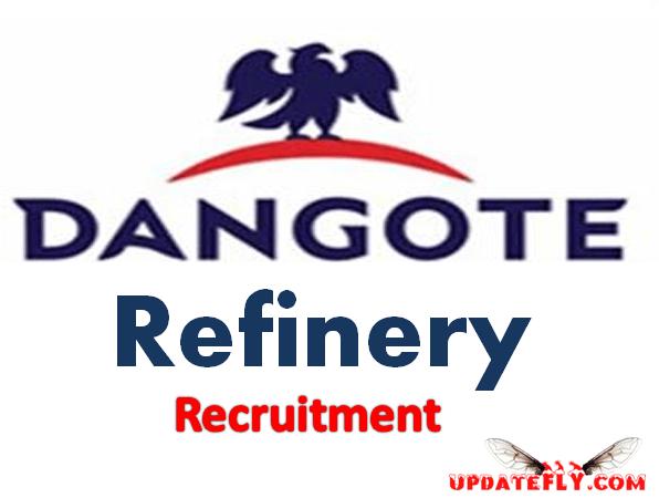 Dangote Refinery Recruitment 2018