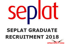 Seplat 2018 Graduate Scheme Recruitment