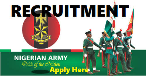 Nigeria Army Recruitment 2018 And How To Apply Updatefly