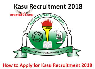 Kasu Recruitment