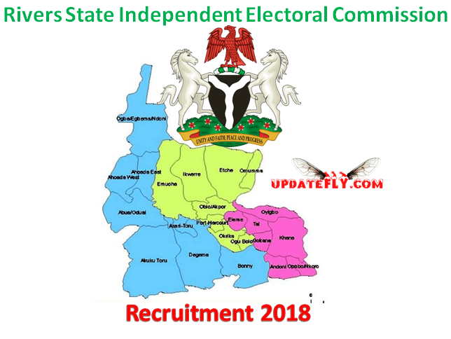 Rivers State Independent Electoral Commission Recruitment 2018