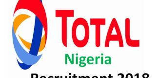 Total Nigeria Recruitment 2018