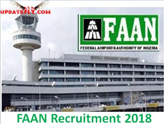 FAAN Recruitment 2018