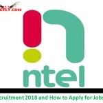 ntel Recruitment 2018