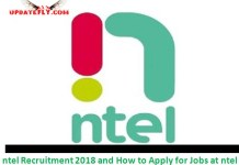 ntel Recruitment 2018
