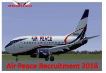 Air Peace Recruitment 2018