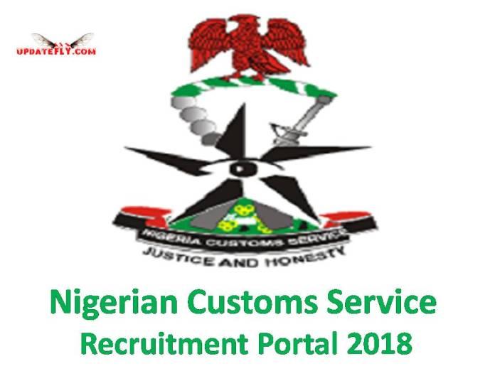 Nigerian Customs Service Recruitment Portal