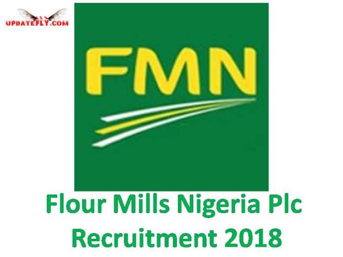 Flour Mills Nigeria Plc Recruitment