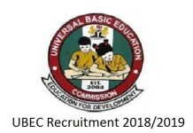 UBEC Recruitment 2018