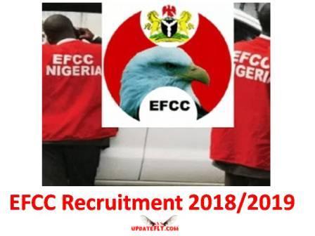 EFCC Recruitment 2018