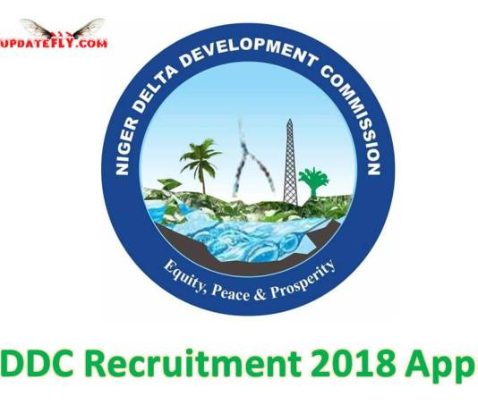 NDDC Recruitment 2018