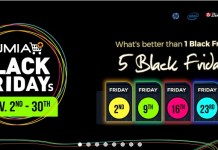 Jumia Black Friday Deal