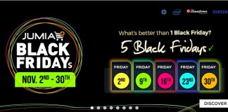Jumia Black Friday 2018