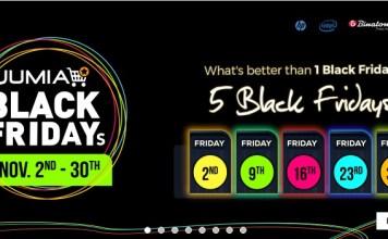 Jumia Black Friday Deal