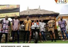 Afro Street Fashion Festival