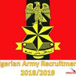 naportal.com.ng: Nigerian Army Recruitment