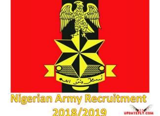 naportal.com.ng: Nigerian Army Recruitment