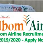 Ibom Airline Recruitment 2019