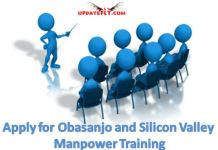Obasanjo and Silicon Valley Manpower Training