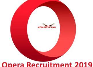 Opera Recruitment 2019