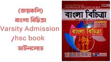 Photo of জয়কলি বাংলা বিচিত্রা Pdf Download
