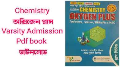 Photo of Chemistry plus admission book pdf Download