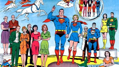 Photo of Curt Swan: 100 años.