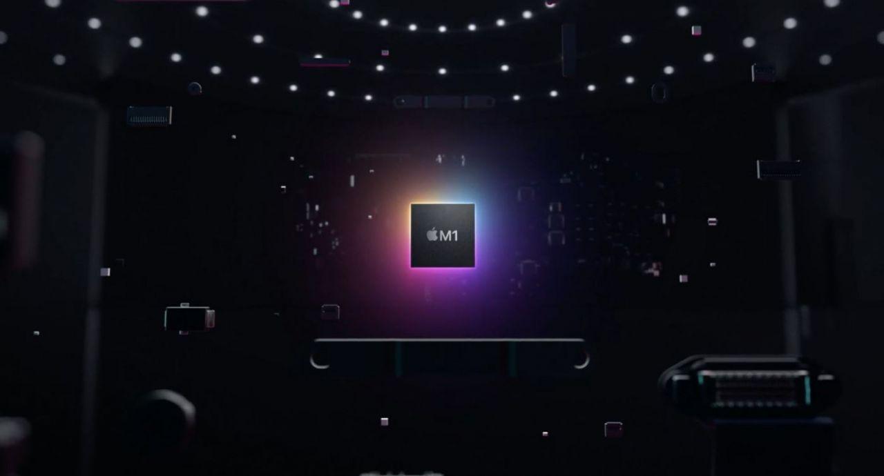 Presenta Apple nuevas computadores con procesador M1