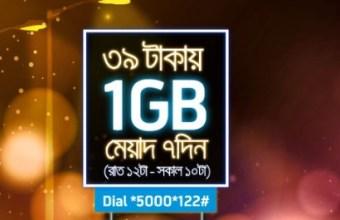 GP 1GB Night Pack Offer