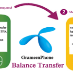 GP Balance Transfer New System