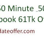 GP 150 Minute & 500MB Facebook 61Tk Offer
