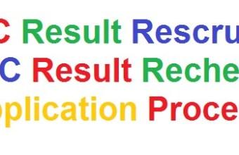 HSC Result Rescrutiny 2018/Board Khata Challenge Application Process