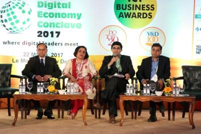 subroto panda panel dataquest digital economy conclave 2017