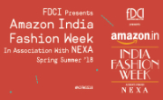 amazon india fashion week 2017