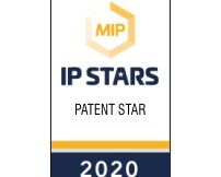 MIP IP Star 2020 - patent