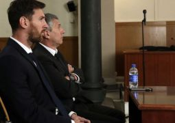 Lionel Messi Sentenced To Jail For 21 Months