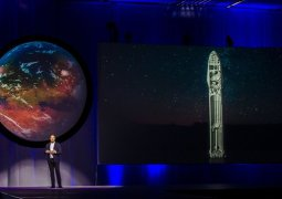SpaceX CEO Elon Musk Revealed his plan to Colonize Mars at IAC