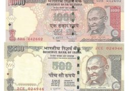Demonetization-Currency-Ban-India