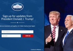 Trump's White House Website Deletes LGBT Rights & Other Crucial Pages