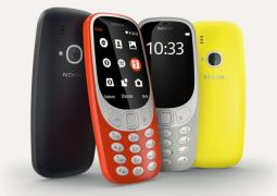 Nokia 3310 (2017) launched at MWC 2017