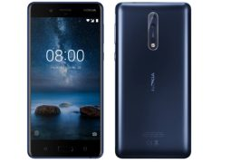 Nokia 8 smartphone specifications, price, features
