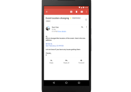 Gmail now converts addresses, phone numbers into links