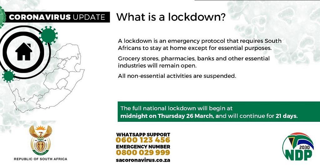 south-africa-announces-21-day-nationwide-lockdown-over-covid-19-spike