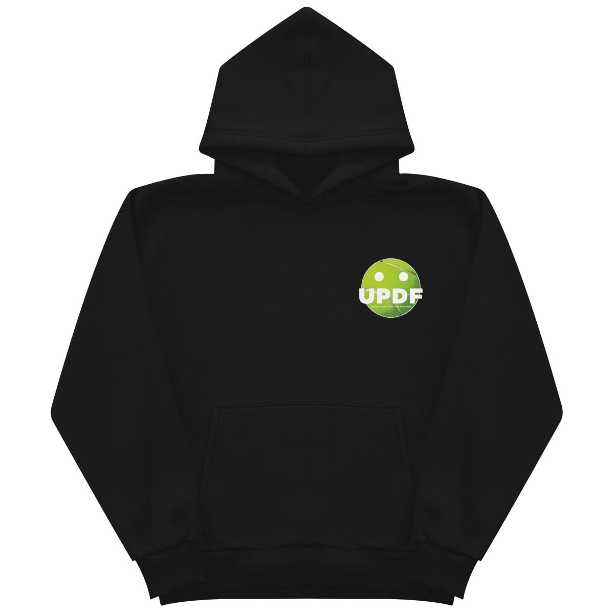 Black Tennis Club hoodie