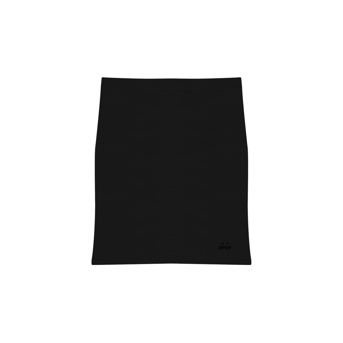 Black Skirt UPDF