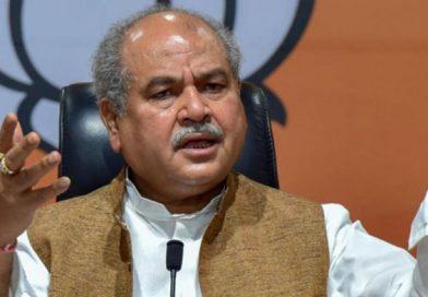 केन्द्र सरकार रबी सीजन के लिए राज्यों को कर रही है पूरी मदद : केन्द्रीय कृषि मंत्री नरेंद्र सिंह तोमर