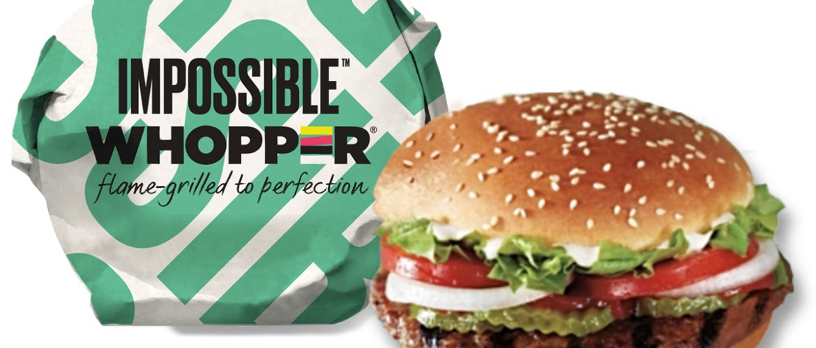 I try the Impossible Whopper