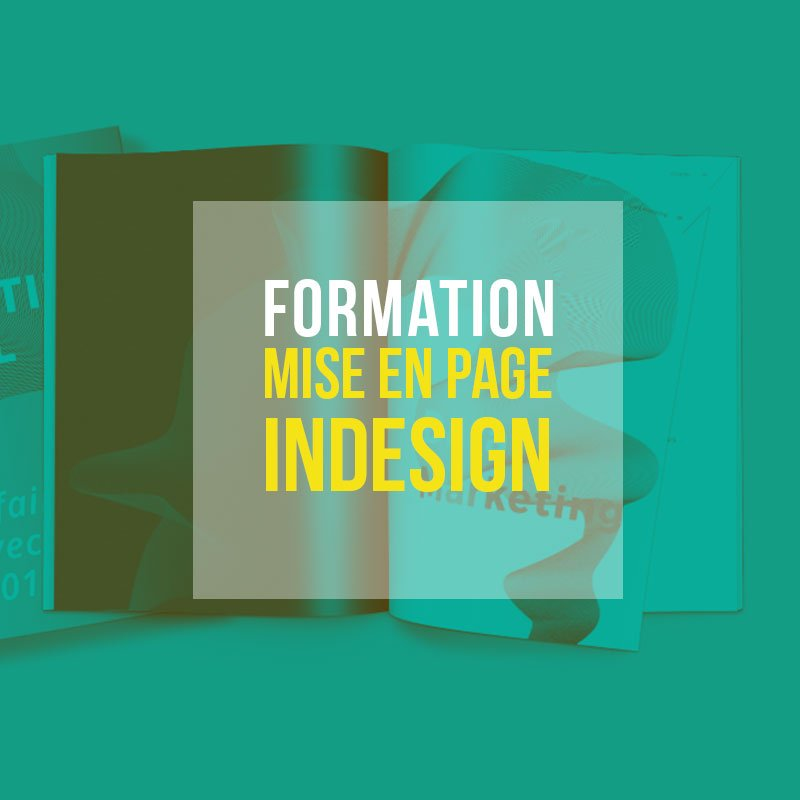 Formation indesign