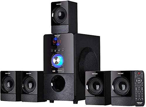 Como Colocar o Alto-falante no Home Theater